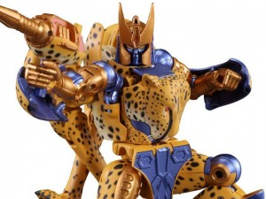 Transformers News: Transformers Masterpiece MP-34 Beast Wars Cheetor reissue revealed