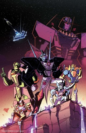 First Look At IDW'S Brand New Beast Wars Comic Series