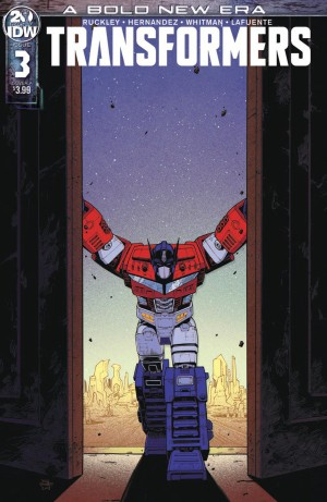 Transformers News: 5 Page Preview from IDW Transformers #3 featuring Froid