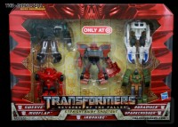 Transformers News: ROTF Legends 5-Pack