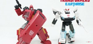 New Video Review of Transformers Autobot Alliance Two Pack