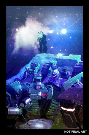 Transformers News: IDW Transformers Galaxies Issues 1 and 2 Summaries