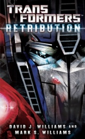 Transformers News: Random House Releasing Transformers: Retribution January 28, 2014