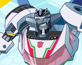Transformers: Cyberverse Animated Series Roster Revealed with Acid Storm, Ratchet, Prowl and More
