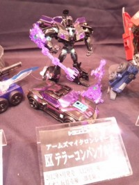 Transformers News: Tokyo Toy Show Images: Kabaya Fortress Maximus, Show Exclusive Primes, Terrorcon Bumblebee, and More!