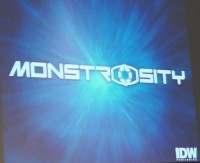 Transformers News: SDCC 2012 Coverage: IDW announces Transformers MONSTROSITY