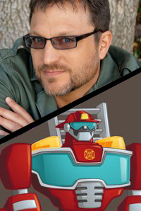 Transformers News: BotCon 2013: Official Transformers: Rescue Bots Cast Announcement