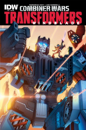 Transformers News: IDW Publishing Transformers Comics April 2015 Solicitations: Defensor, Devastator, Windblade & More