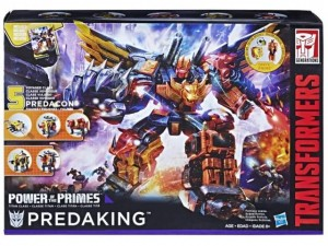 Transformers News: List of Available Preorders for Power of the Primes Predaking