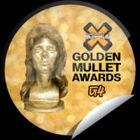 Transformers News: Transformers Dark of the Moon: Golden Mullet award