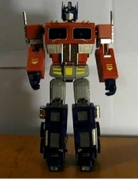 "Transformers News: Video Review of Igear ""PP01 Faith Leader"" (Mini MP Optimus Prime)"