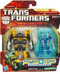 Transformers News: Transformers Power Core Combiner Huffer Variation?