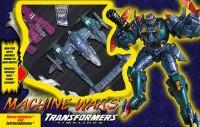 Transformers News: BotCon 2013 Machine Wars: Termination Box Art Revealed