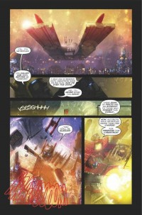 Transformers News: Transformers: Autocracy #12 Creator Commentary from Chris Metzen