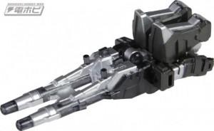 Even More Images of Transformers Legends Kup / Char