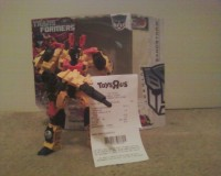 Transformers News: Transformers Generations Voyager Class Sandstorm Released At Retail