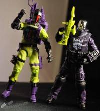 SDCC Exclusive Transformers / G.I.Joe Crossover Destro and B.A.T. In-Hand Images