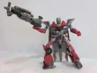 Video Review of Voyager Class Sentinel Prime