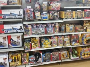 Transformers News: Transformers Bumblebee Movie Toys Have Been Found in the UK and Australia