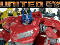 Transformers News: Takara's Generations to be Transformers United