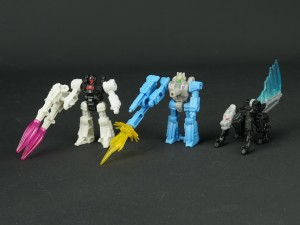 Transformers News: New Galleries: War for Cybertron SIEGE Battle Masters Blowpipe, Firedrive and Lionizer