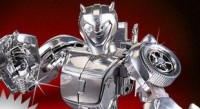 Lucky Draw Silver Version Of Animated Bumblebee