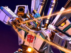 Transformers News: Sentius Twins now Playable in Transformers: Earth Wars
