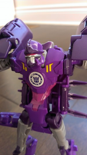 Transformers News: A Ton of Images of New TRU Exclusive Robots in Disguise Paralon (Scorponok Redeco) with Review