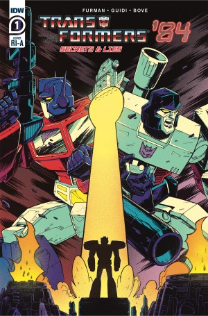 IDW Transformers '84 Secrets and Lies #1 Review