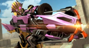 Transformers News: Transformers: Universe Gameplay Screenshots
