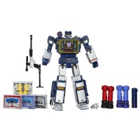 Transformers News: Transformers Masterpiece Soundwave and Acid Storm Listed on TRU.com