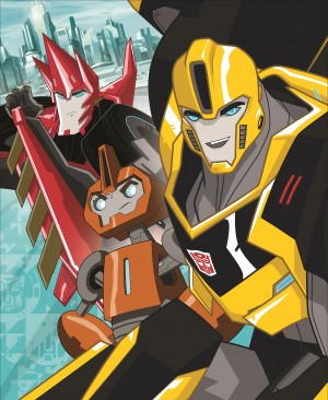 Transformers Robots in Disguise To Air in Japan, Toy Names List Revealed