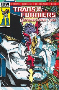 Transformers News: IDW October 2012 Transformers Solicitations