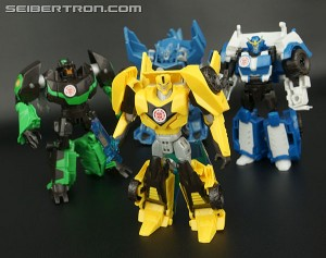 Transformers News: Top 5 Best Toys from Transformers Robots in Disguise 2015-2017 Toyline