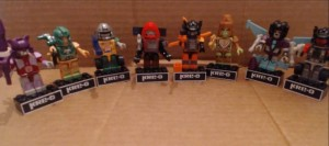 Transformers News: Transformers Kreo Micro-Changers Wave 4 Video Review