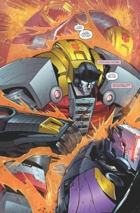 Creator Commentary: Transformers Prime: Beast Hunters #2 with Mairghread Scott