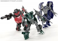 New Toy Galleries: DOTM Legions Target Leadfoot, Roadbuster, Flak, Starscream, Crowbar, Stealth and Bolt Bumblebee