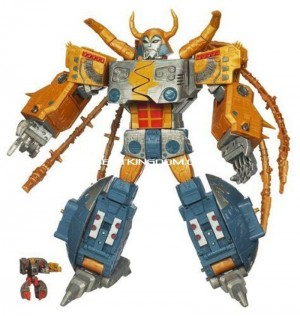 Hasbro Platinum Edition Unicron Listed For December 2016 Release