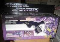 Transformers News: Featured eBay Auctions: G1 Shockwave, U Wheelie, AM Starscream, Double Punch, and Sharkticon Clones