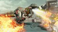 Transformers News: CNN Geek Out!: Dinobots' Triumphant Return!