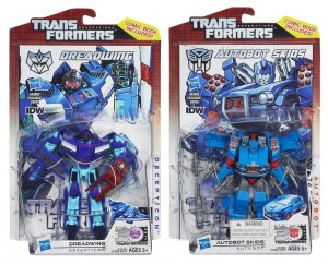Transformers News: Wal*Mart Ad Promotes Generations Autobot Skids and Dreadwing