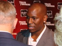 Transformers News: SDCC News: Tyrese Gibson autograph signing at 9:00am Pacific