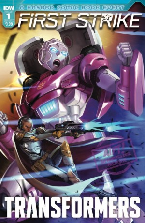 Full Preview for IDW Transformers: First Strike #1 #HasbroFirstStrike
