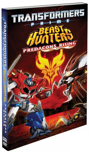 Transformers News: Transformers Prime Beast Hunters Predacons Rising hits store shelves today - Wal-Mart and Target Exclusives