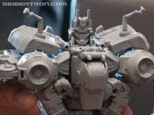 New #Hascon Gallery of Transformers: Power of the Primes Dinobot Combiner Volcanicus