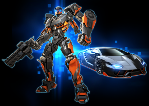 Transformers News: The Last Knight Hot Rod Joins Kabam Transformers: Forged to Fight