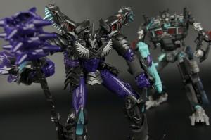 New Galleries: Transformers Expo 2014 Nemesis Grimlock and Nemesis Prime Exclusives