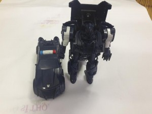 More Transformers: The Last Knight Toy Images with One Step Barricade, More Beserker and Slash