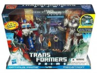 Transformers News: Transformers Prime First Edition Released in Canada