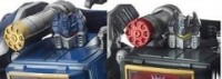 Transformers News: Generations Voyager Soundwave and Soundblaster Official Pics